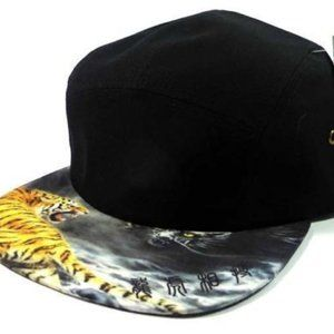 Brand New Strap back camp hat  - Tiger vs Dragon